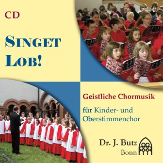 Kinderchor-CD